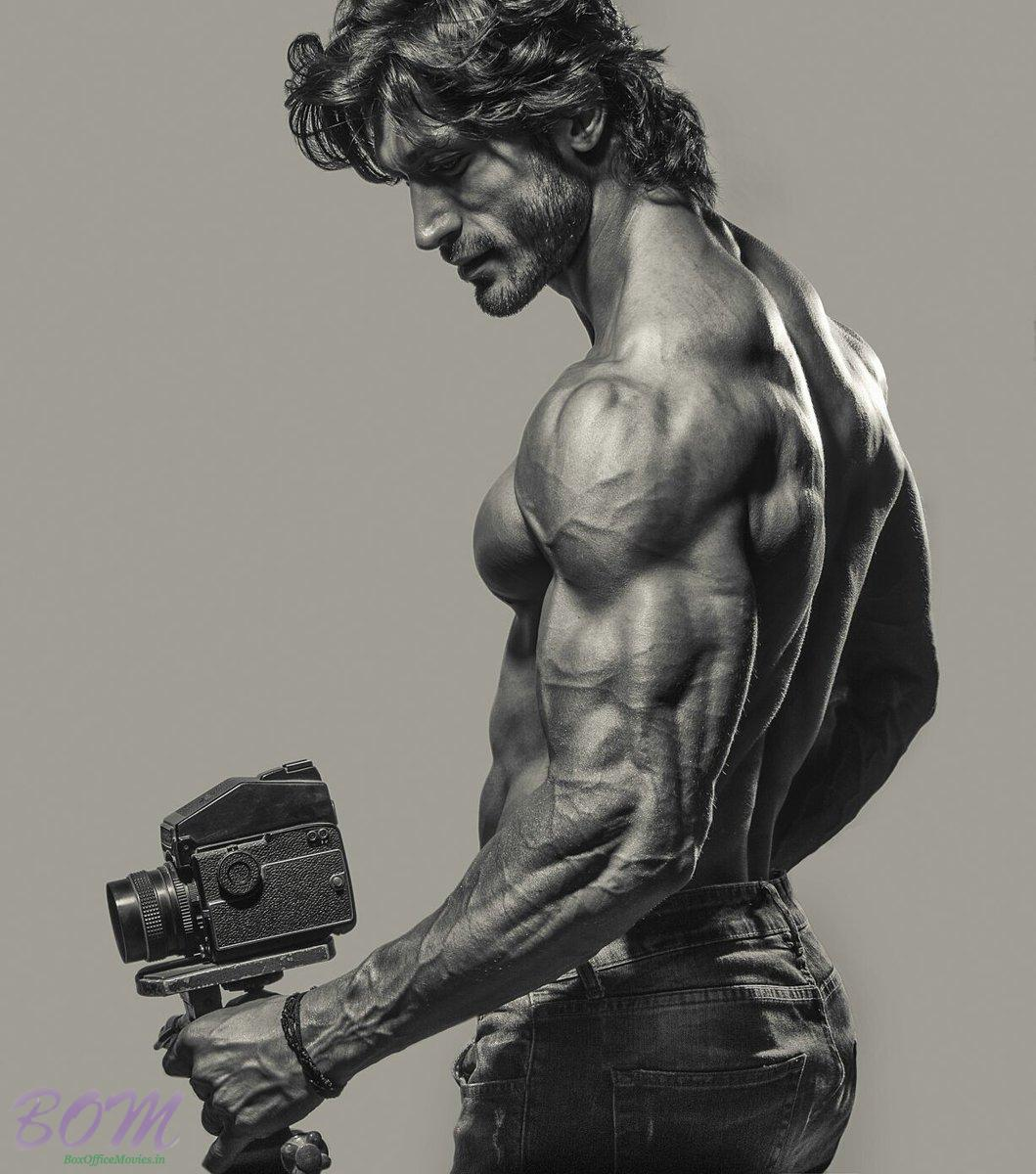 Vidyut Jammwal best body shoot for a tough exposure