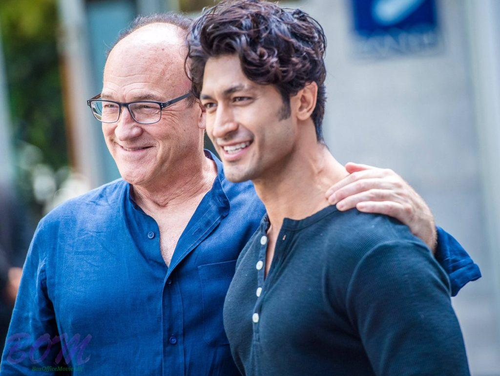 Vidyut Jammwal starrer JUNGLEE to be directed by american writer filmmaker Chuck Russell