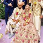 Virat Kohli and Anushka Sharma most beautiful pic on marriage