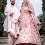 Virat Kohli and Anushka Sharma walking together in style after marriage