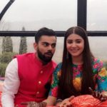 Virat Kohli weird look to Anushka Sharma before marriage