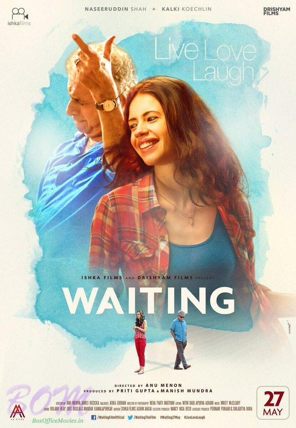 waiting movie poster pics bollywood actor movie