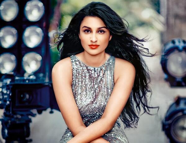 We actors are professionals and if I talk about me,then I would say I am not competing with anyone.- ParineetiChopra