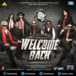 Gunny Funny poster of Welcome Back