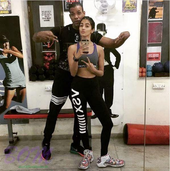 When Pooja Hegde stole her trainer shoes