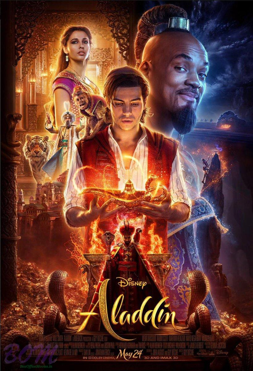 will smith starrer aladdin movie releasing on 24 may 2019