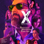 X Past is Present movie Poster