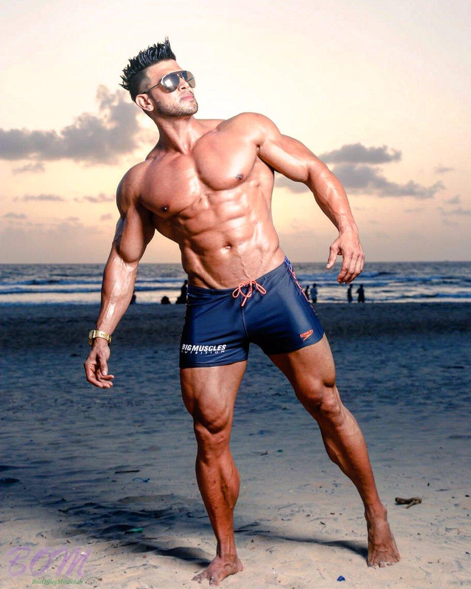 Xcuse me it's Sahil Khan awesome style