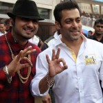 Yo Yo Honey Singh and Salman Khan tgether