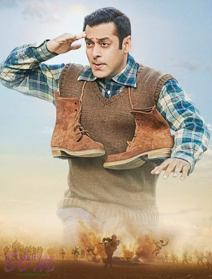 first look of Salman Khan in Tublight