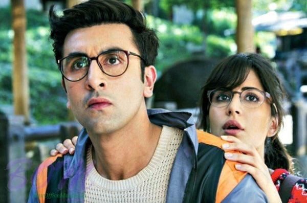 first look posters of Ranbir and Katrina starer Jagga Jasoos
