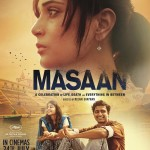 first official poster of Masaan movie releasing on 24 July 2015
