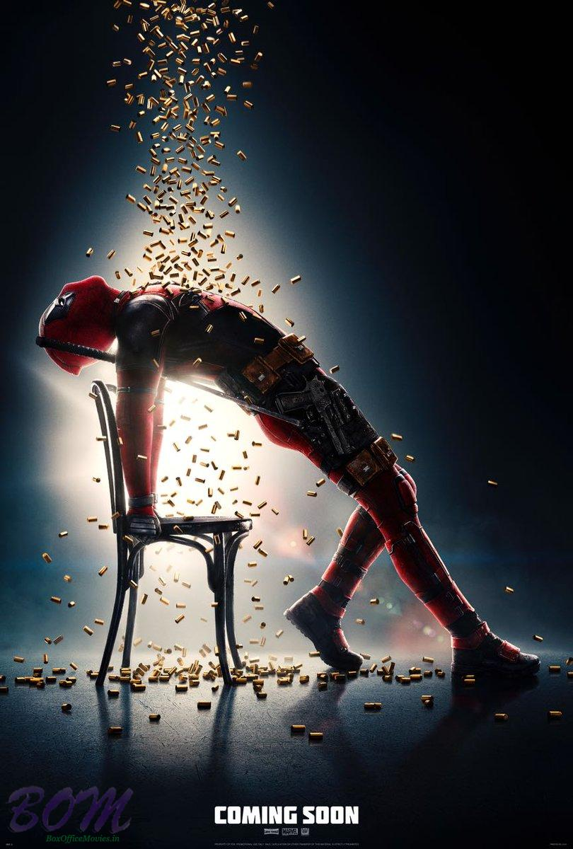 Poster of hollywood movie Deadpool 2