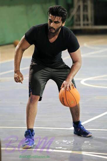 starring Arjun Kapoor as a basketball player in Half Girlfriend movie