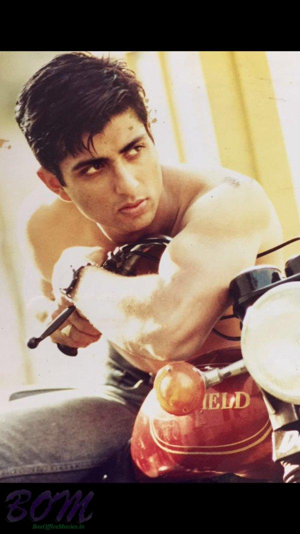 Sonu Sood first portfolio pic picture - Bollywood photo pic